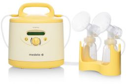 Unsere elektrische Medela-Milchpumpe